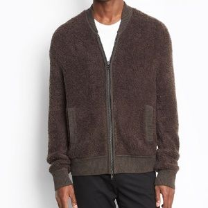 Vince Wool Bomber Jacket Medium